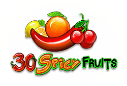 EGT 30 Spicy Fruits logo