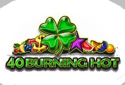40 Burning Hot Slot kostenlos spielen