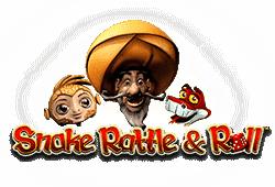 Novomatic Snake Rattle & Roll logo