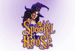 Novomatic Spooky House logo