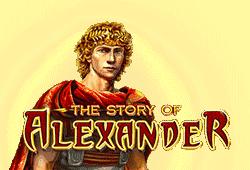 The Story of Alexander Slot kostenlos spielen