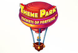 Net Entertainment Theme Park: Tickets of Fortune logo