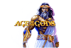 Playtech Age of the Gods logo