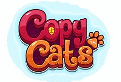 Copy Cats Slot kostenlos spielen