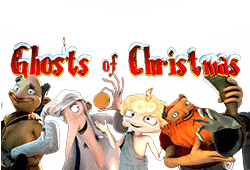 Playtech Ghosts of Christmas logo