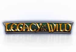 Playtech Legay of the Wild logo