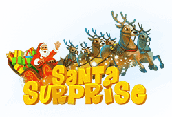 Playtech Santa Surprise logo