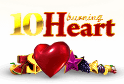 EGT 10 Burning Heart logo