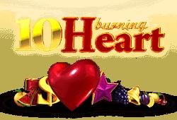 10 Burning Heart Slot kostenlos spielen