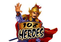 108 Heroes Slot kostenlos spielen