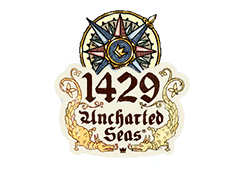 Thunderkick 1429 Uncharted Seas logo