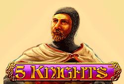 5 Knights Slot kostenlos spielen
