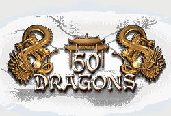 50 Dragons Slot kostenlos spielen