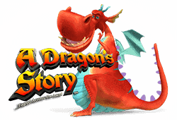Nextgen Gaming A Dragon's Story logo