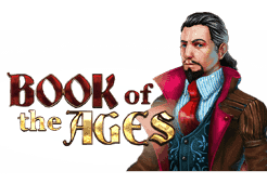 Gamomat - Book of Ages slot logo