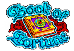 Amatic Book of Fortune logo