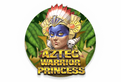 Play'n GO Aztec Warrior Princess logo