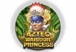 Aztec Warrior Princess Slot kostenlos spielen