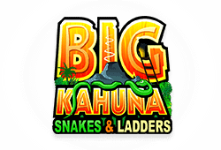 Microgaming Big Kahuna: Snakes & Ladders logo