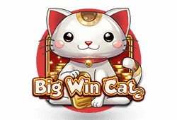 Play'n GO Big Win Cat logo