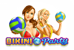Microgaming Bikini Party logo