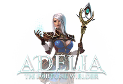 Microgaming Adelia: The Fortune Wielder logo