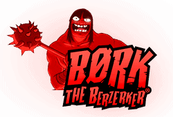 Thunderkick Bork the Berzerker: Hack 'N' Slash Edition logo