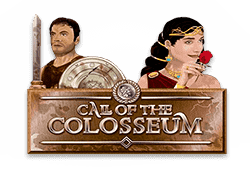 Nextgen Gaming Call of the Colosseum logo