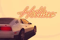 Net Entertainment - Hotline slot logo