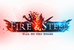 Fire and Steel War of the Wilds Slot kostenlos spielen