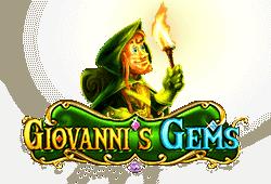 Betsoft Giovanni's Gems logo