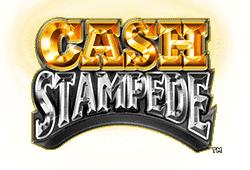 Nextgen Gaming Cash Stampede logo