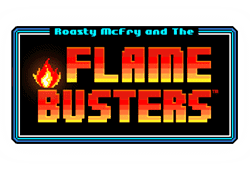 Roasty McFry and the Flame Busters Slot kostenlos spielen