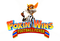 Foxin' Wins Football Fever Slot kostenlos spielen