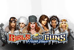Microgaming Girls with Guns Frozen Dawn logo