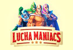 Lucha Maniacs Slot kostenlos spielen