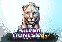 Silver Lioness 4x Slot kostenlos spielen