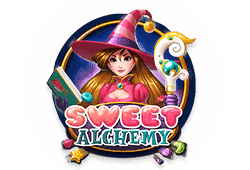 Play'n GO Sweet Alchemy logo