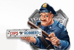 Play'n GO Cops 'N' Robbers logo