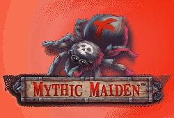 Net Entertainment Mythic Maiden logo