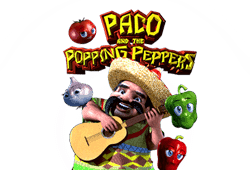 Paco and the Popping Peppers Slot kostenlos spielen