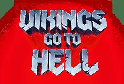 Yggdrasil Vikings go to Hell logo