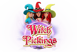 Nextgen Gaming Witch Pickings logo