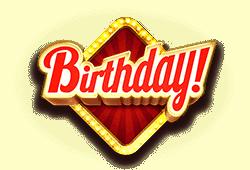 Birthday! Slot kostenlos spielen