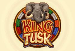 Microgaming King Tusk logo