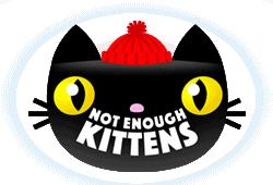 Not Enough Kittens Slot kostenlos spielen