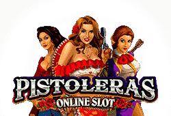Pistoleras Slot kostenlos spielen