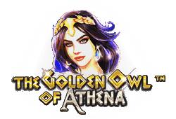 Betsoft The Golden Owl of Athena logo