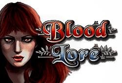 Blood Lore: Vampire Clan Slot kostenlos spielen