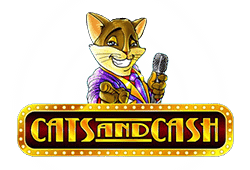 Play'n GO Cats and Cash logo